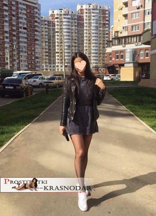 проститутка Анечка, 24, Краснодар