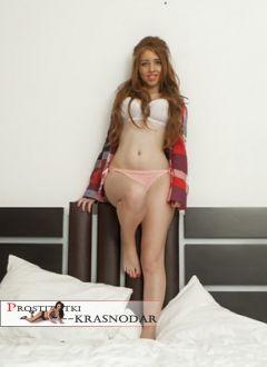 проститутка Лилия, 21, Краснодар