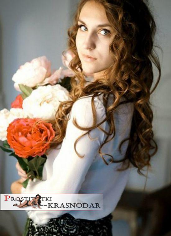 проститутка Кармен, 21, Краснодар