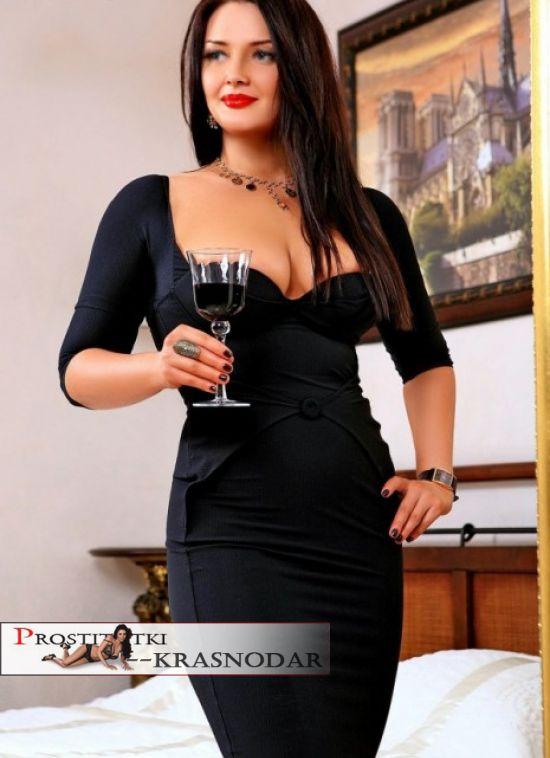 проститутка Феодора, 27, Краснодар