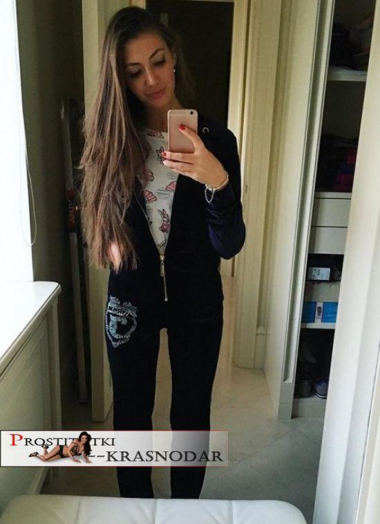 проститутка Амаль, 24, Краснодар