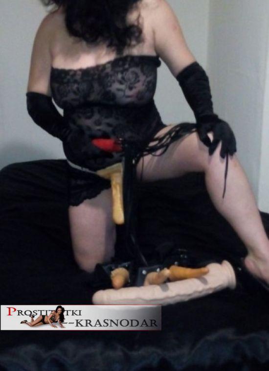 проститутка Нюша, 34, Краснодар