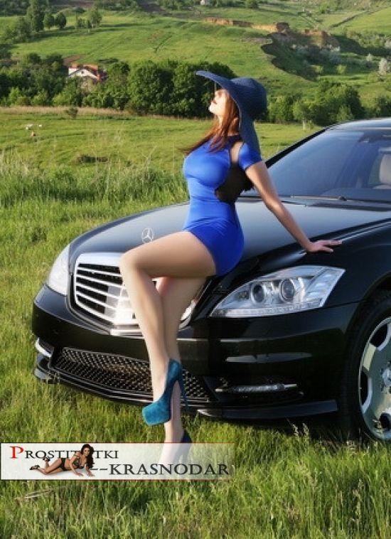 проститутка Инесса, 23, Краснодар