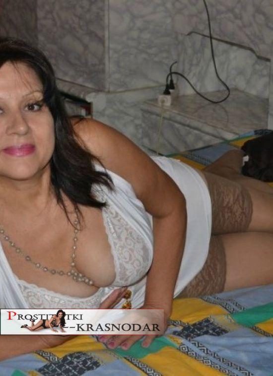 проститутка Сильва, 45, Краснодар