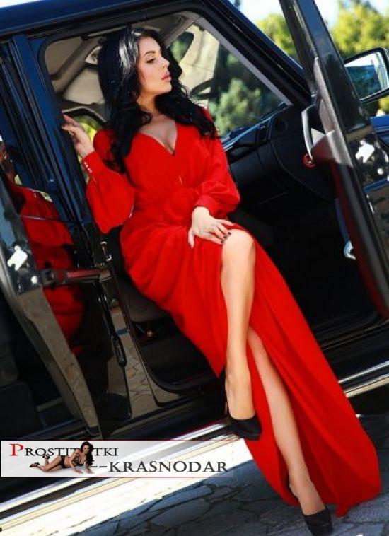 проститутка Алико, 26, Краснодар