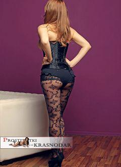 проститутка Адель, 24, Краснодар
